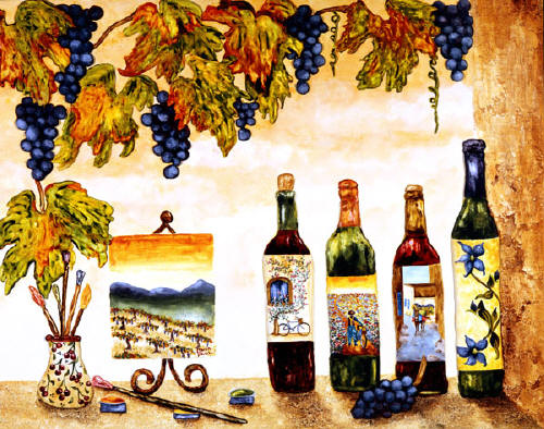 wine-and-art