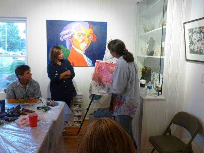 Heart, Hands & Healing Art Workshop – Jan. 25!!